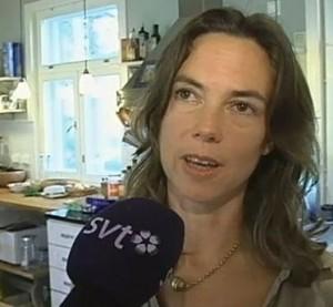 Nina Westerback i media