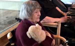 100-vuotias Tuulikki