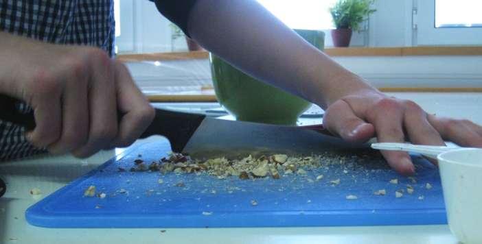 Kokkauskurssit Espoossa mummi-lapsi -kokkauskurssi