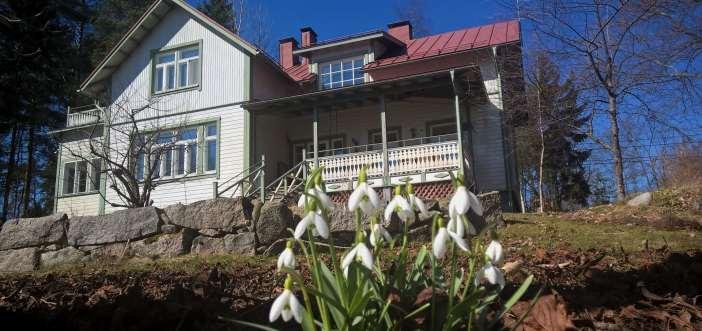 Kokkauskurssit Espoo Villa Elinelund