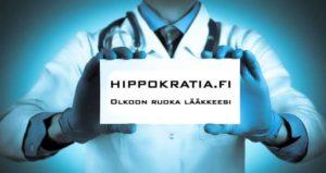 Hippokratia kakkostyypin diabeetikon ruokavalio