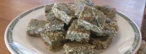 suolaiset raakavälipalapatukat